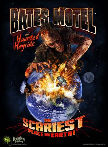 Bates Motel and Haunted Hayride, Pennsylvania