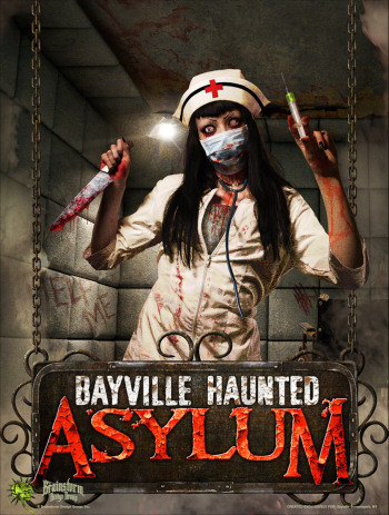 Bayville Screampark - Bayville Haunted Asylum - Long Island, NY