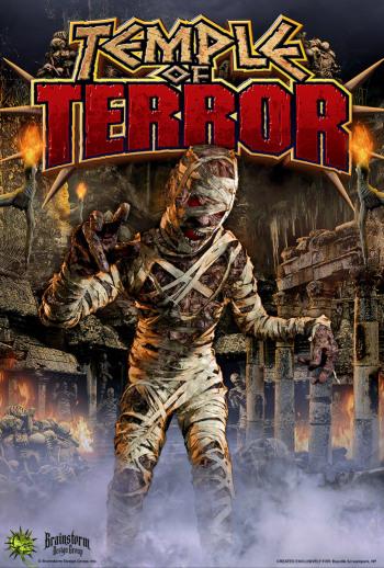 Bayville Screampark - Temple Of Terror - Long Island, NY