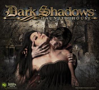 Dark Shadows Haunted House, TX