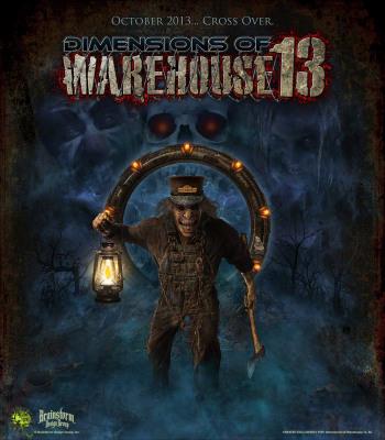 Dimensions Of Warehouse 13, South Carolina