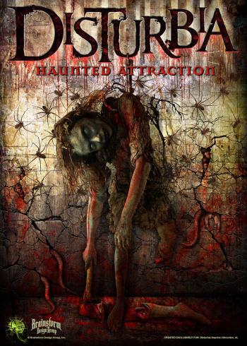 Disturbia Haunted Attraction - AL