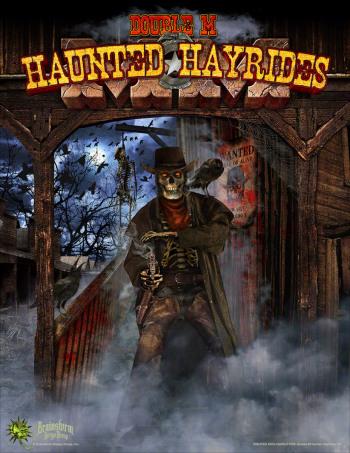 Double M Haunted Hayrides, NY
