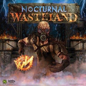 Field Of Screams - Nocturnal Wasteland - Pennsylvania