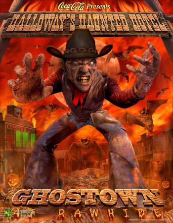 Ghosttown At Rawhide, AZ