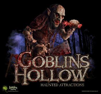 Goblin's Hollow Haunted Attractions - Newburgh New York