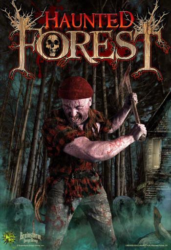 Haunted Forest, Utah