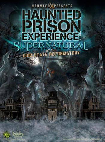 Haunted Prison Experience, Ohio State Reformatory