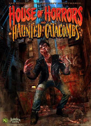 House Of Horrors Haunted Catacombs - Buffalo, New York