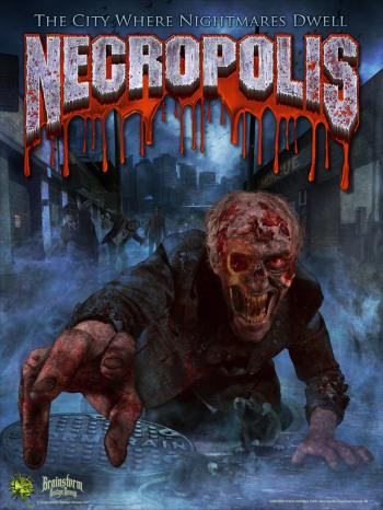 Necropolis Haunted House, Indiana