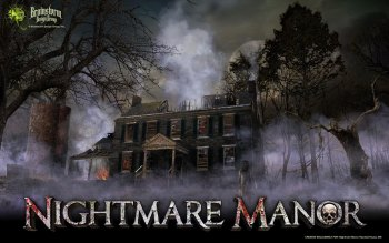 Nightmare Manor Haunted House - Frederick, Maryland