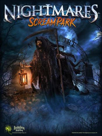 Nightmares Screampark - Pennsylvania