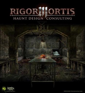 Rigor Mortis Haunt Design Consultants