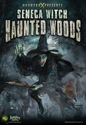 Seneca Witch Haunted Woods, OH