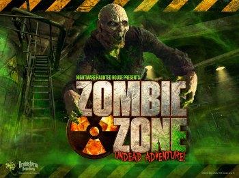 Zombie Zone - Virginia