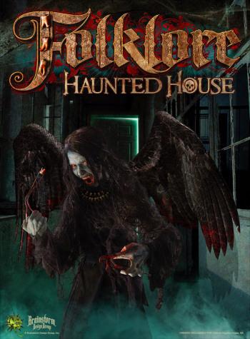 Folklore Haunted House - Georgia