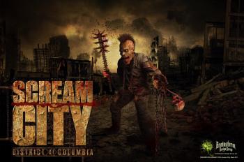 Scream City - Washington D.C.