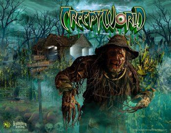Creepyworld Haunted Screampark - St. Louis, Missouri