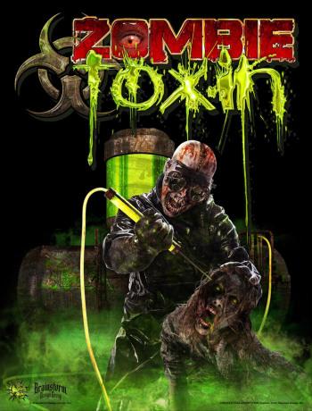 Zombie Toxin Haunted House - Kansas