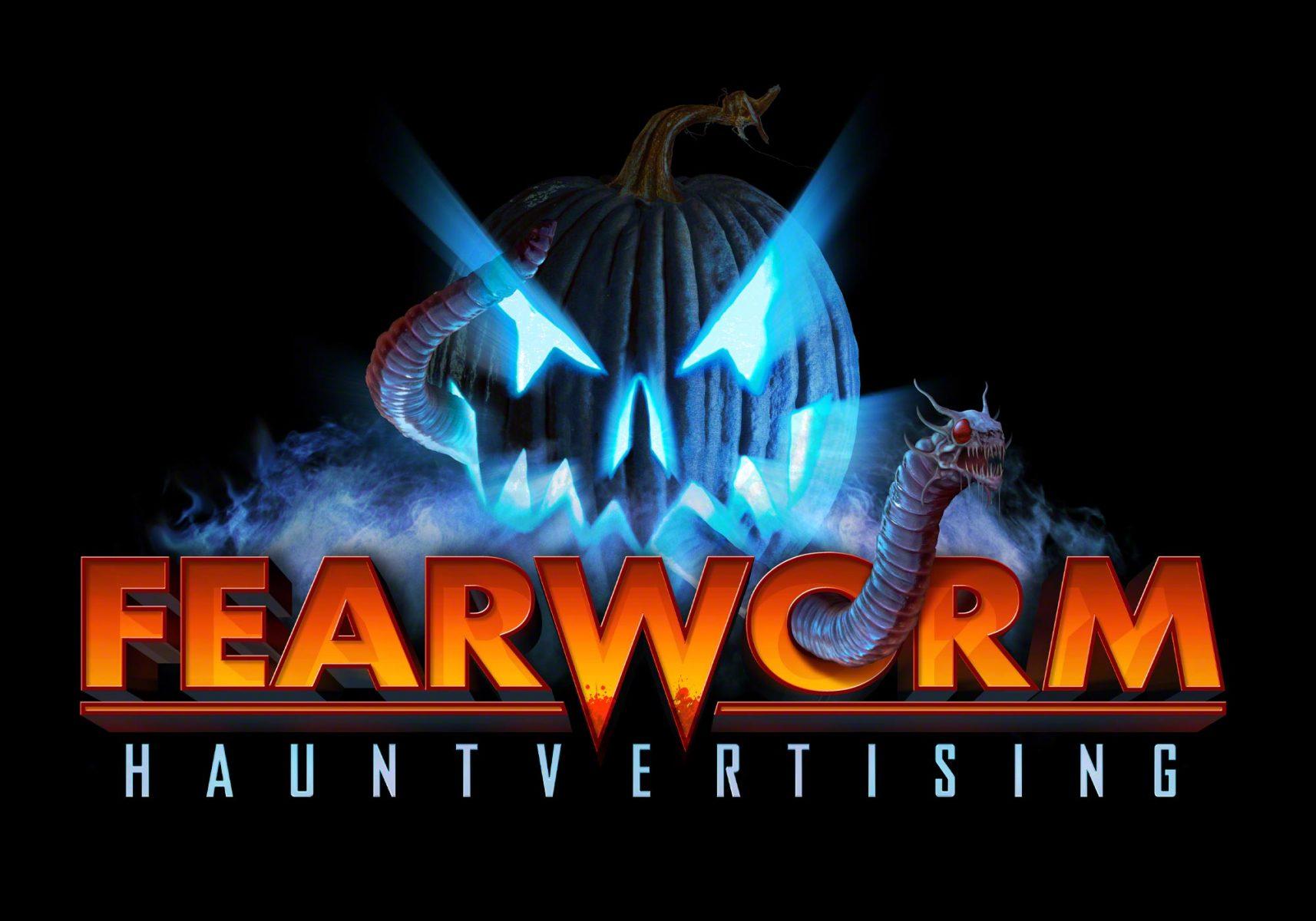 Fear Worm Logo