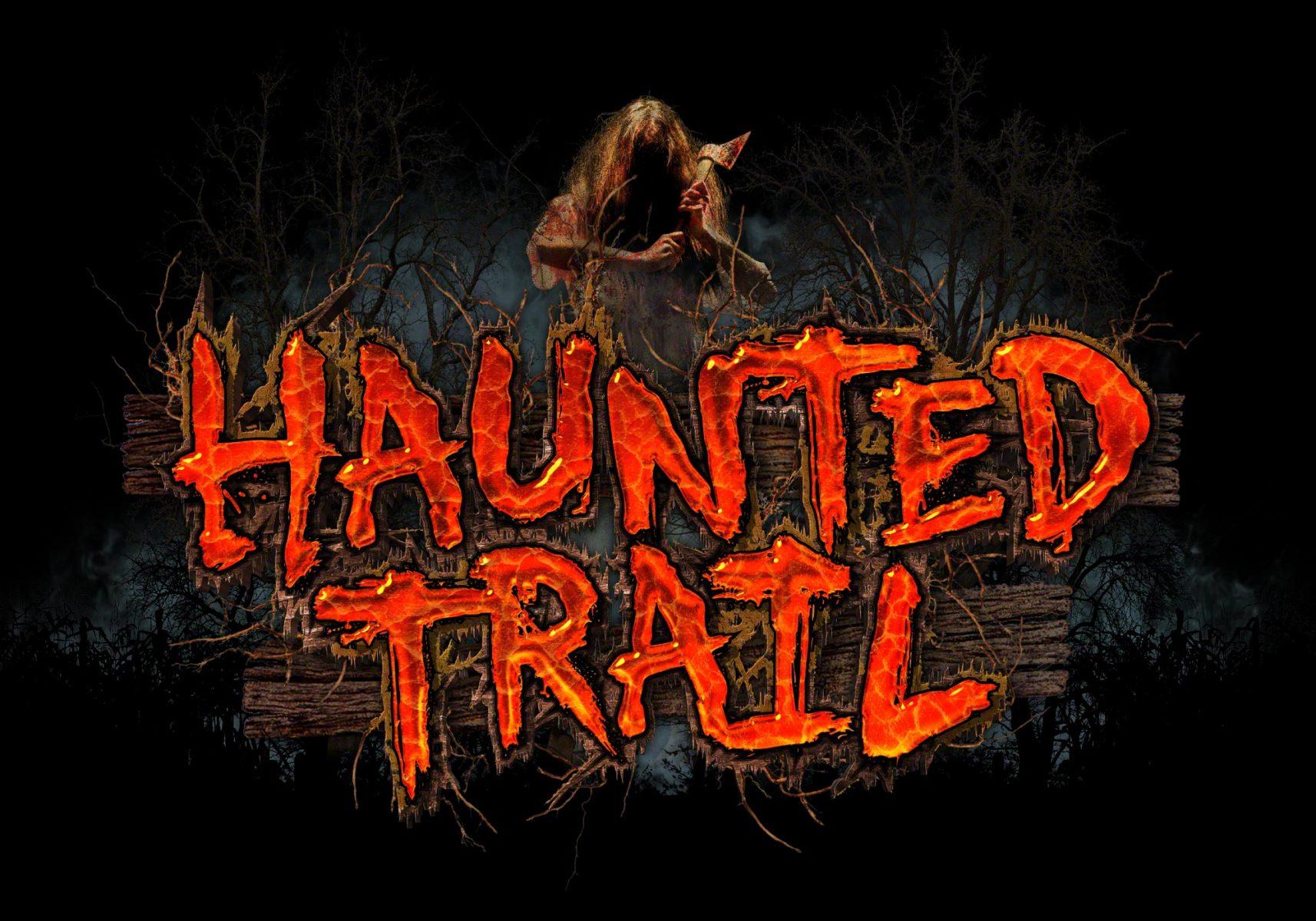 Haunted Trail Logo