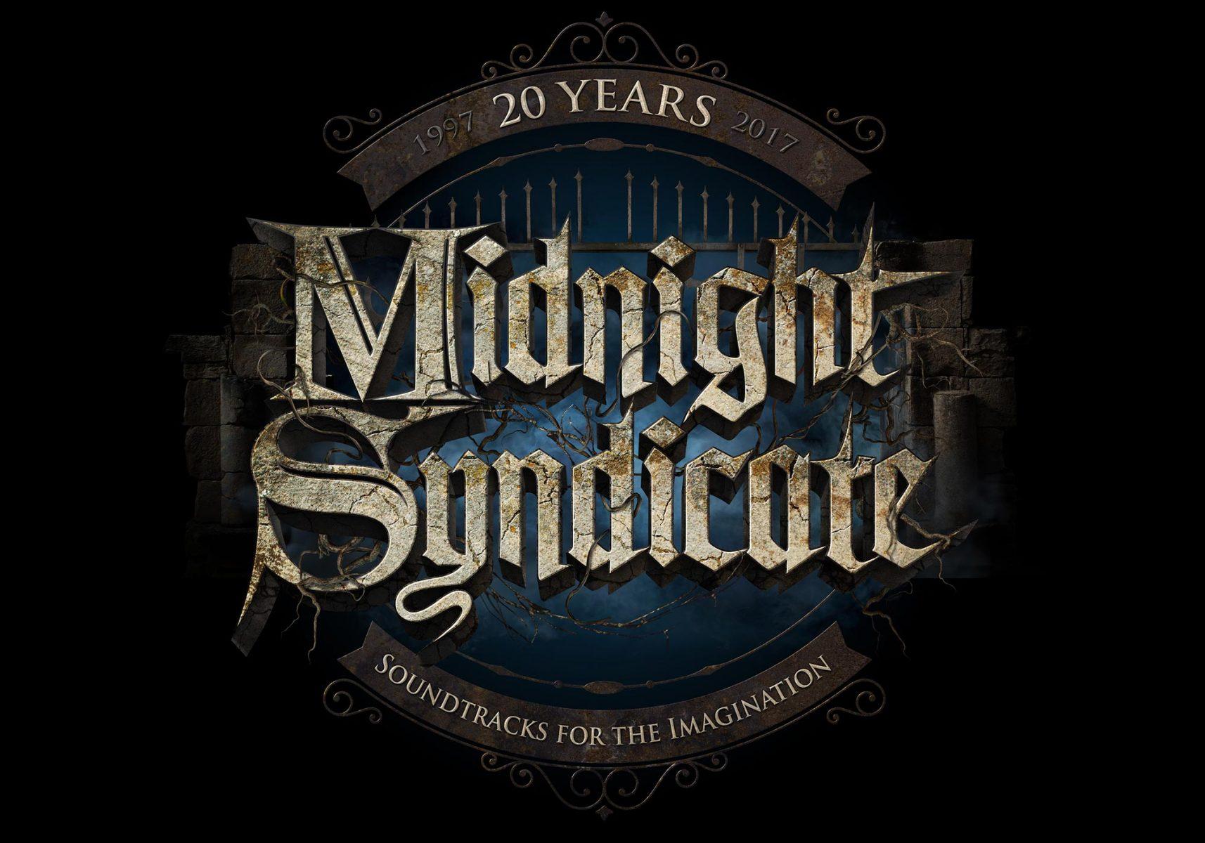 Midnight Syndicate 20 Years Logo