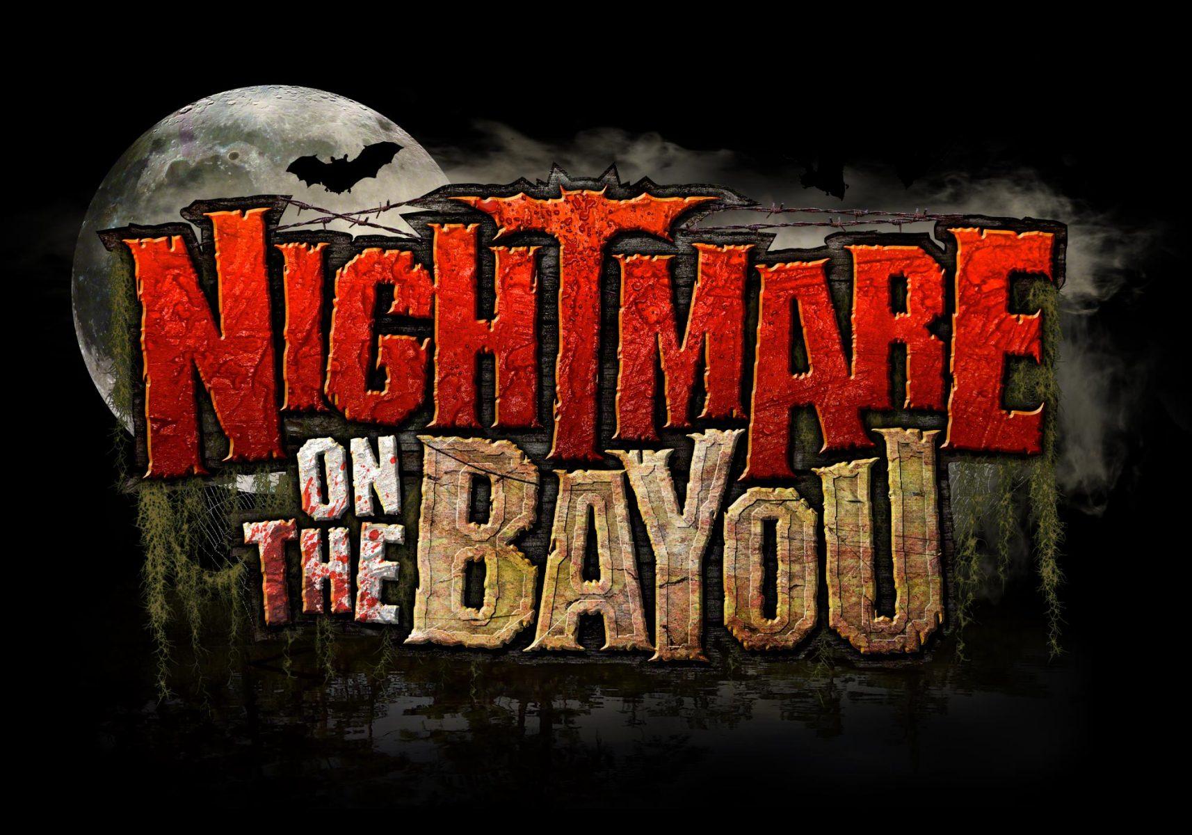 Nightmare On The Bayou Logo