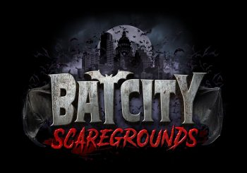 Bat City Scaregrounds Logo
