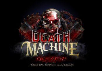 Death Machine Logo