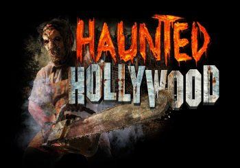 Haunted Hollywood Logo