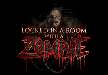 Lock In A Room With A Zombie Logo