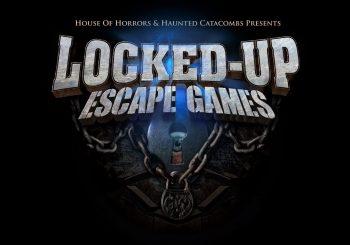 Locked Up Escape Games Logo