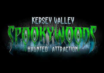 Kersey Valley Spookywoods Logo