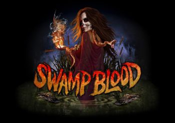 Swamp Blood Logo