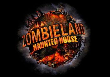 Zombieland Haunted House Logo