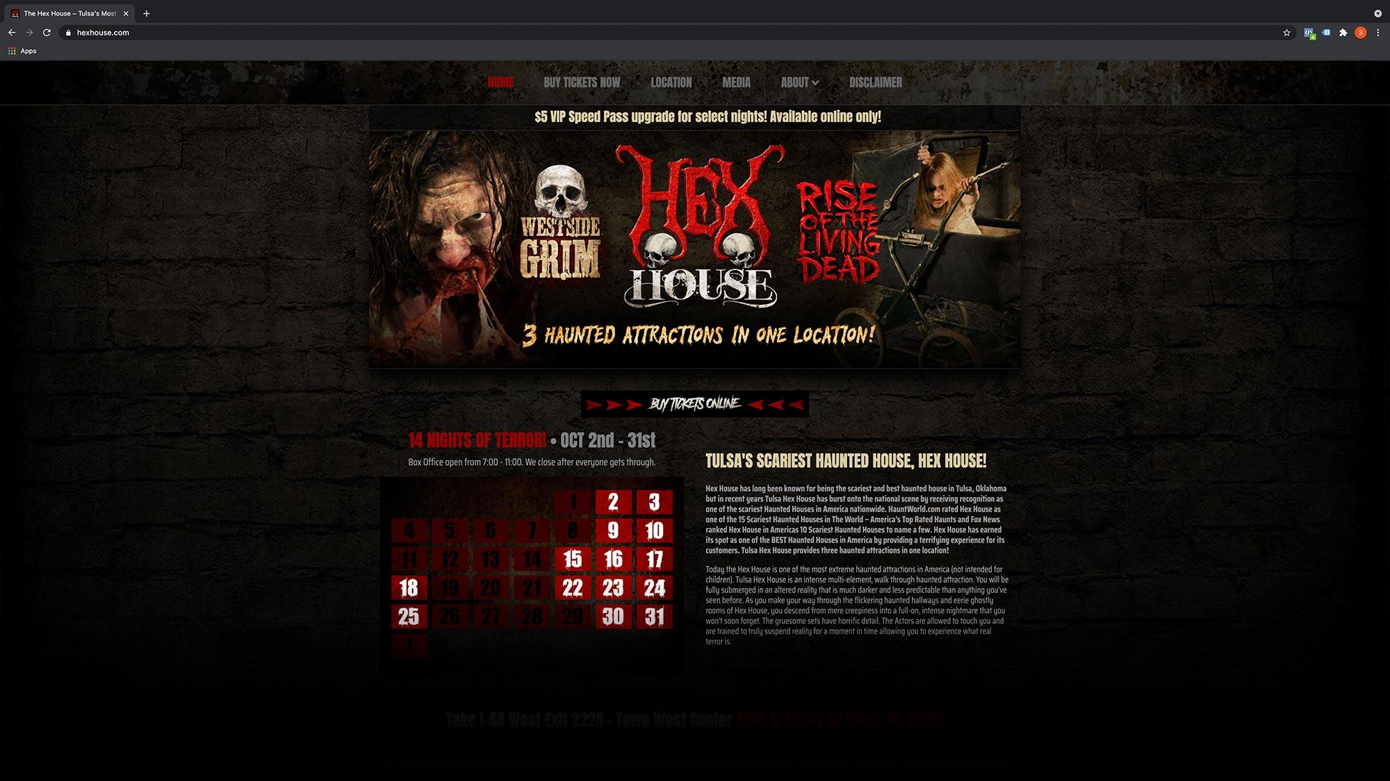 hexhouse.com